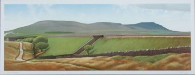 Ingleborough (25 x 70 cm)